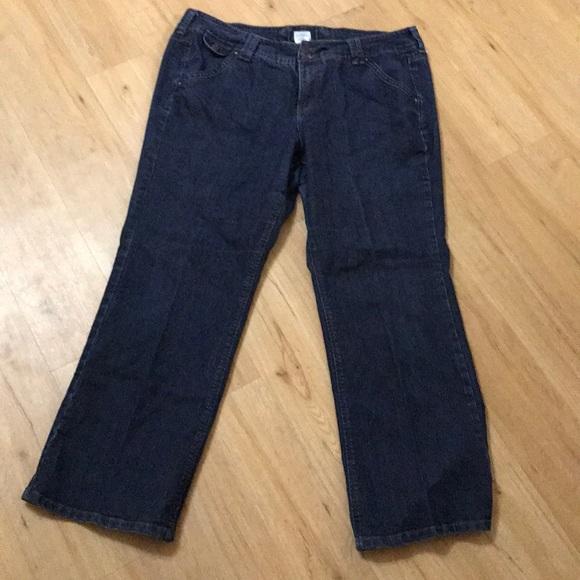 Just My Size Denim - Like new Just My Size blue denim jeans size 20W.